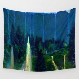 Arthur Bowen Davies Many Waters Wall Tapestry
