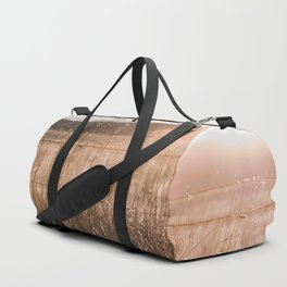 Summer Fields - Rustic Adventure Nature Photography Duffle Bag