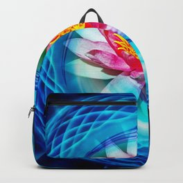 Wellness Water Lily Backpack