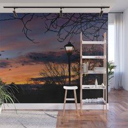 Evening Wall Mural