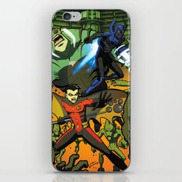 Gamma Squad  iPhone Skin
