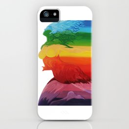 Alma Libre iPhone Case
