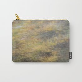 blurred perception of nature #4 Carry-All Pouch