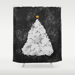 Holliday Shower Curtain