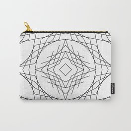 Geometric #11b Carry-All Pouch