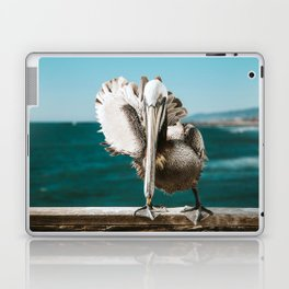 Pelican Says Hi Laptop & iPad Skin