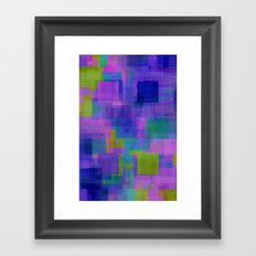 Digital#6 Framed Art Print
