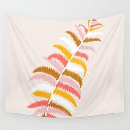 fall fern Wall Tapestry