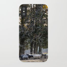 Lil Bo Peep's Forest Sheep iPhone Case