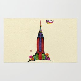 The Empire State Building Rug