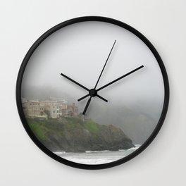 Baker Beach Wall Clock