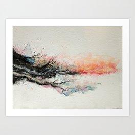 Dragon Dreams Art Print
