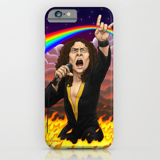 Ronnie James Dio iPhone & iPod Case
