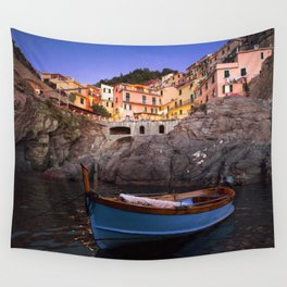 Cinque Terre Wall Tapestry