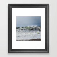Mer Framed Art Print