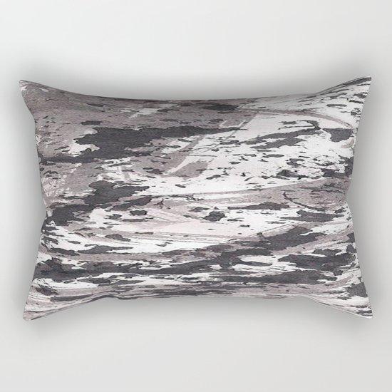 Zen Ink 5 Rectangular Pillow