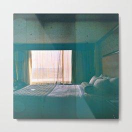 A Room to Sleep Metal Print