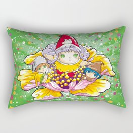 Tongari bōshi no Memoru Rectangular Pillow