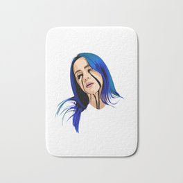 Billie-Call me when the party is over! Bath Mat