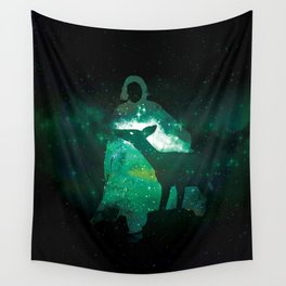 Snape and the Doe Wall Tapestry