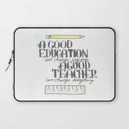 Education Laptop Sleeve