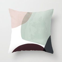 Gloop 3 Throw Pillow