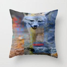 wilderness 15 Throw Pillow