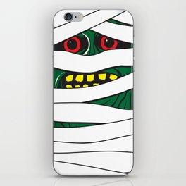 Mummy iPhone Skin