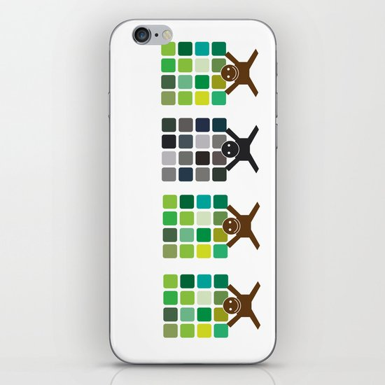 Think It! Like It? iPhone & iPod Skin