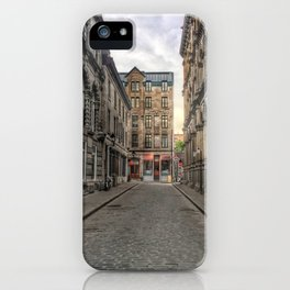 Empty Old Montreal iPhone Case