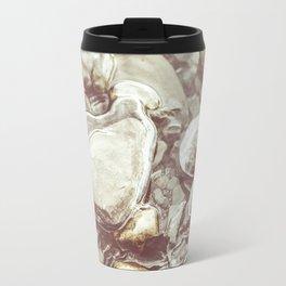 Ice Encased Rocks II Travel Mug