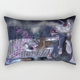 The Backalley Banshee Rectangular Pillow