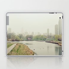 Chicago Fog Laptop & iPad Skin