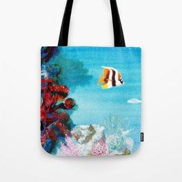 Australian Reef          by Kay Lipton Tote Bag