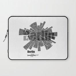 Berlin Map Laptop Sleeve