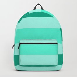 Winter Mint Candy - Color Therapy Backpack