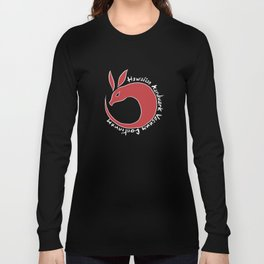 Hawaiian Aardvark Long Sleeve T-shirt