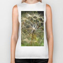 Tragopogon Wildflower Salsify Biker Tank
