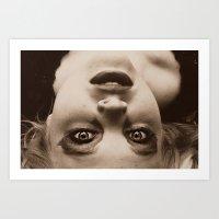 Unforgotten II. Art Print