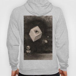 "Odilon Redon ""The Cube"" Hoody"