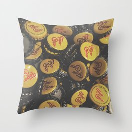 Topo Chico for LIFE Throw Pillow