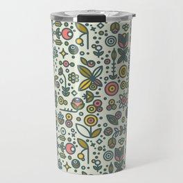36dot Flower Garden Travel Mug