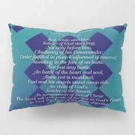 Solider of The Sword Pillow Sham