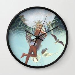Contronatura Festival (official artwork) Wall Clock