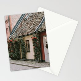 Christmas in Malmo Stationery Cards