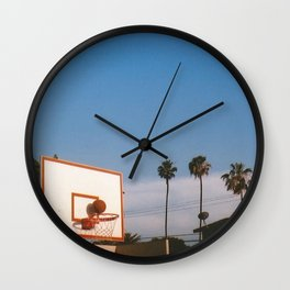 Hoops! Wall Clock