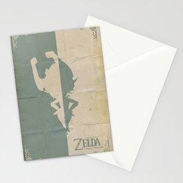 The Legend of Zelda: Twilight Princess Stationery Cards