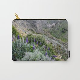 Mountain Paintbrushes (Big Sur) Carry-All Pouch