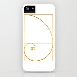 That's Golden I iPhone Case