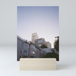BAY AREA Mini Art Print